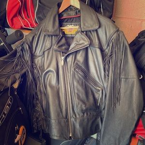 Harley riding jacket